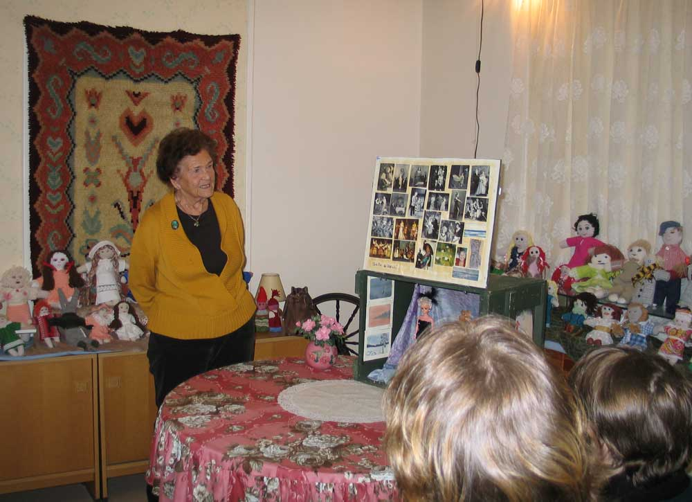 Luovan muistelutyön koulutus | Muistojen Talo