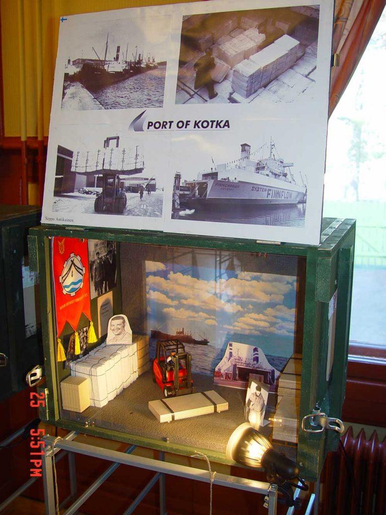 Muistorasia | Muistojen Talo